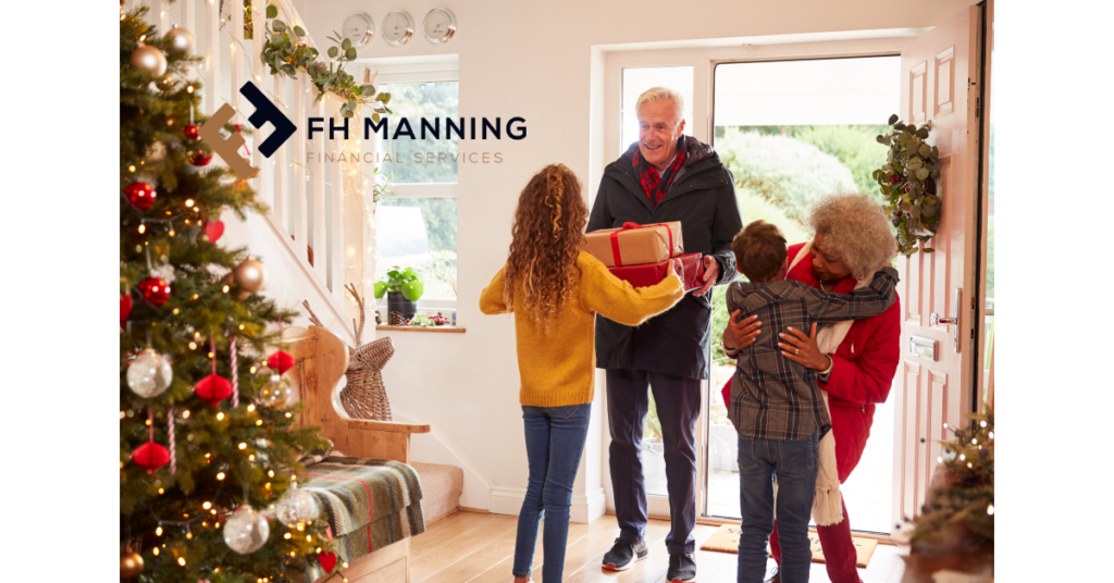 FH Manning can help you plan for your retirement - including christmas
