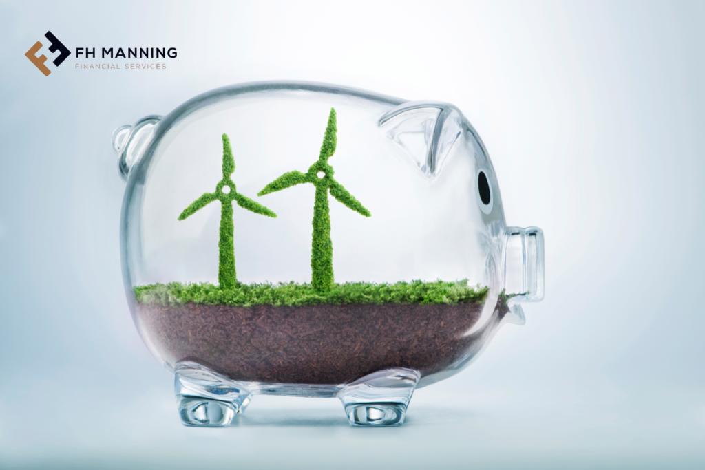 FH Manning Climate Change piggy bank image