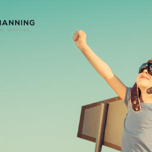 FH Manning Financial Services Rocket Boy New Business startup blog image